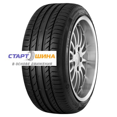 А/ш 255/50-R19 Continental ContiSportContact 5 SUV MO TL ML 103W