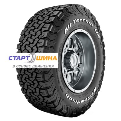 Купить А/ш 265/75-R16  Goodrich All Terrain T/A KO2 119/116R