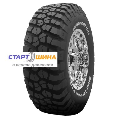 Купить А/ш 33/10,5-R15  Goodrich Mud-Terrain Т/А КМ2