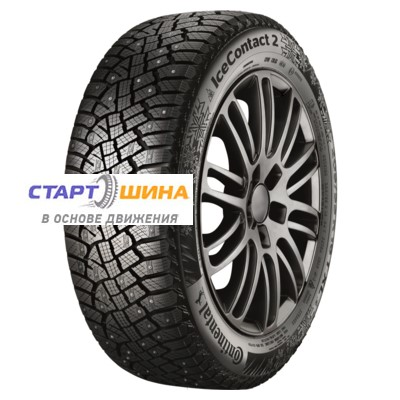 А/ш 225/45-R17 Continental IceContact 2 TL FR KD XL 94T (шип.)