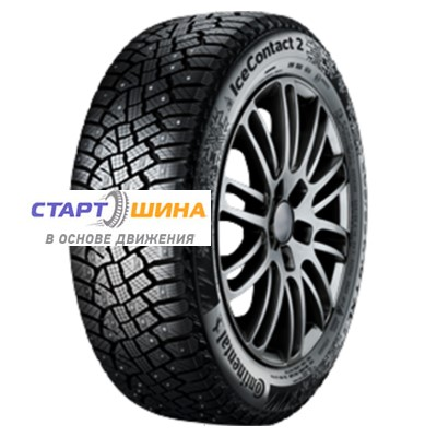А/ш 225/70-R16 Continental IceContact 2 SUV FR KD XL 107T  (шип.)