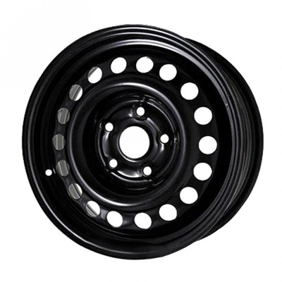 Диск R15 КрКЗ 6/5*108 ЕТ52,5  D63,3 Ford Focus2 black